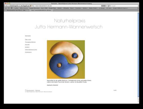 Naturheilpraxis Jutta Hermann-Wannenwetsch