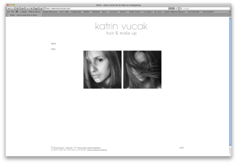 Katrin Vucak hair & make up